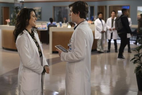 "The Good Doctor Recap 02/15/21: Season 4 Episode 9 ""Irresponsible Salad Bar Practices"""