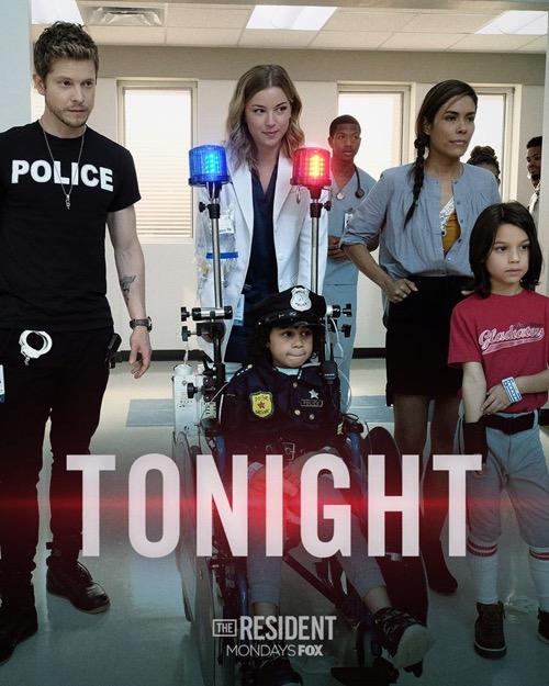 """The Resident Recap 10/22/18: Season 2 Episode 5 """"The Germ"""""""