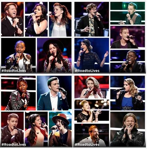 The Voice Recap The Live Playoffs, Night 1: Season 7 Episode 14