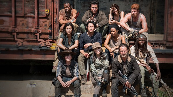 The Walking Dead Season 5 Spoilers - Which Couple Will Be The New Romance?
