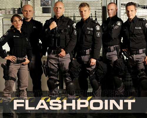 "25 Days 'Til Christmas Countdown: Favorite TV Gems #24 ""Flashpoint"""