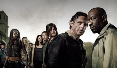 The Walking Dead Renewed For Season 8