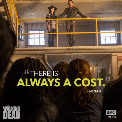 """The Walking Dead Recap 12/4/16: Season 7 Episode 7 """"Sing Me a Song"""""""