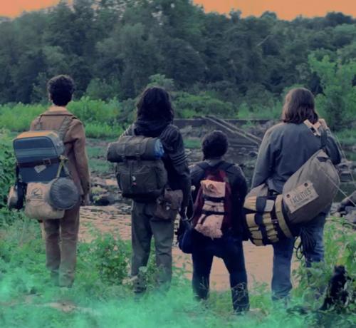 "The Walking Dead World Beyond Premiere Recap 10/04/20: Season 1 Episode 1 ""Brave"""