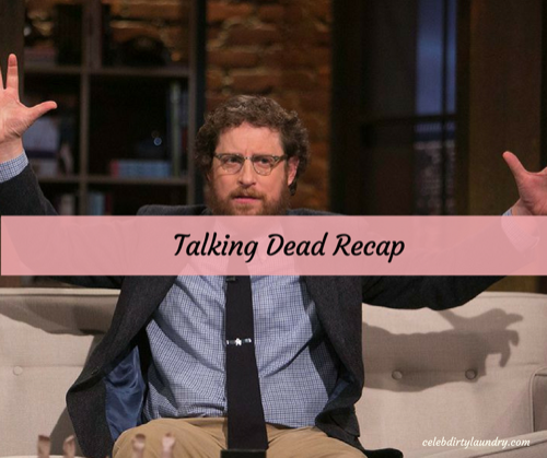 "Talking Dead Recap 3/12/17: Season 7 Episode 13 ""Karl Mackinen, Scott Gimple, Michael Rooker"""