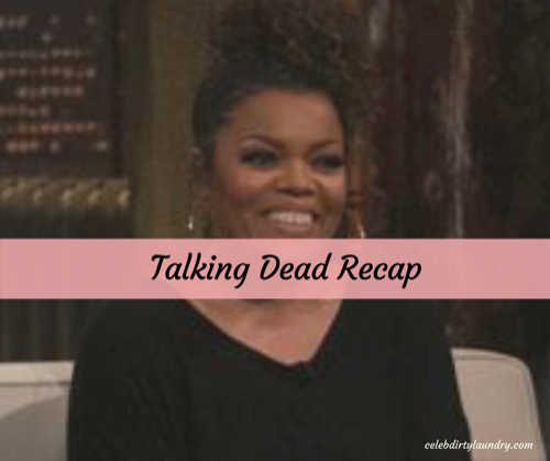 "Talking Dead Recap 3/5/17: Season 7 Episode 12 ""Yvette Nicole Brown and Denise Huth"""