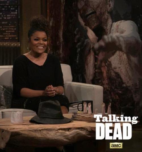 "Talking Dead Recap 3/27/16: Season 6 Episode 15 ""Sonequa Martin-Green, Denise Huth and Yvette Nicole Brown"""