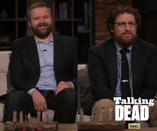 "Talking Dead Finale Recap - Negan on the Couch: Season 6 Episode 16 ""Robert Kirkman, Scott M. Gimple and Norman Reedus"""