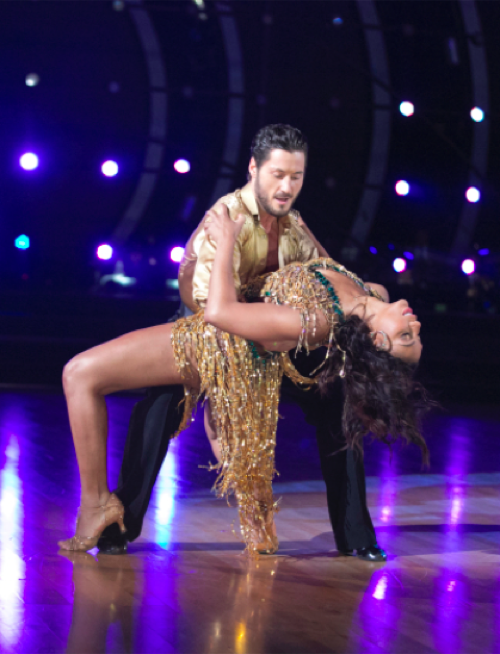 Tamar Braxton Furious Over Dancing With The Stars Editing: Rants On Social Media About DWTS – Val Chmerkovskiy Backs Her Up