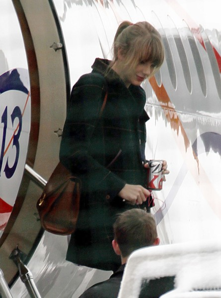Taylor Swift And Harry Styles Back Together - Can She Make It Last?  0123