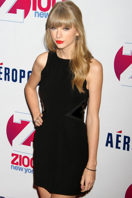 "Celebs for Social Change: Taylor Swift Tops Do Something's ""Top 20 Celebs Gone Good List"""