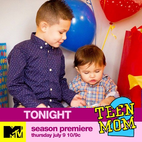 "Teen Mom 2 Recap 7/9/15: Season 6 Episode 1 Premiere ""Keep It Moving"""