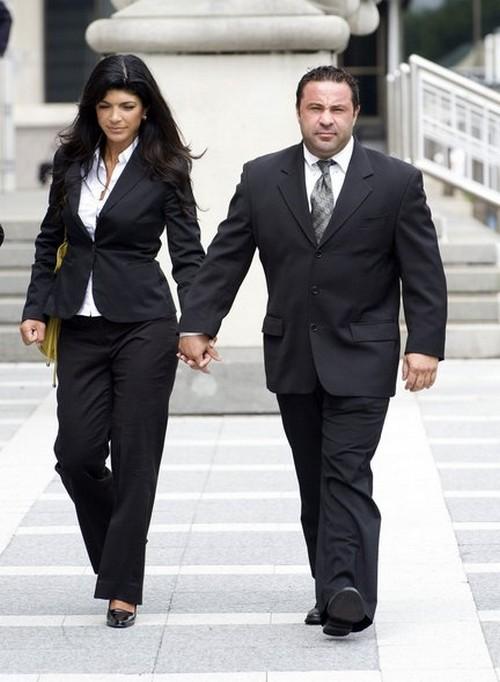 Real Housewives Of New Jersey Teresa Giudice and Juicy Joe Giudice October 2Sentencing – RHONJ Stars Going To Jail?