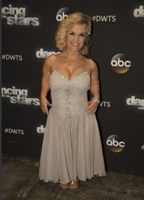 Terra Jolé Dancing With The Stars Charleston Video Season 23 Week 9 – 11/7/16 #DWTS