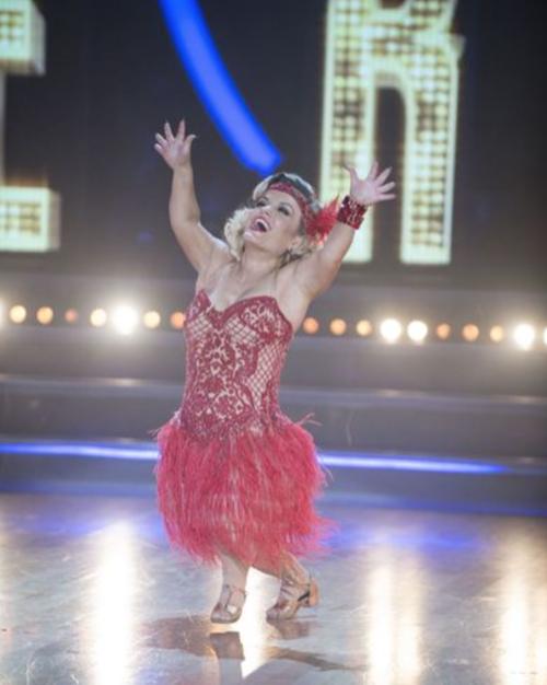 Terra Jolé Dancing With The Stars Rumba Video Season 23 Semi Finals – 11/14/16 #DWTS