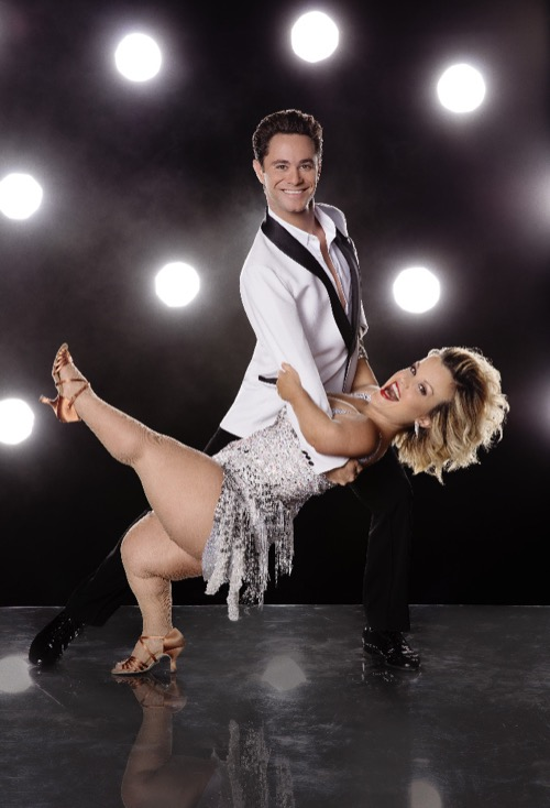 Terra Jolé Dancing With The Stars Jive Video Season 23 Week 1 – 9/12/16 #DWTS