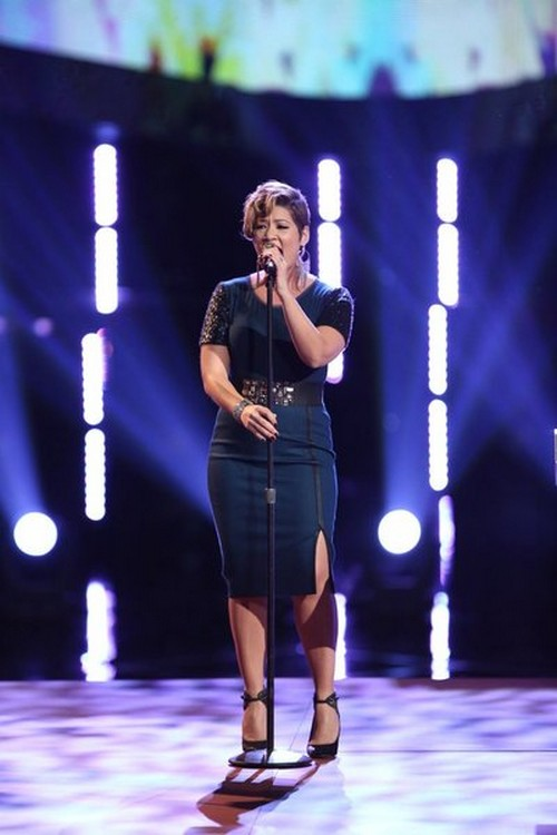"Tessanne Chin The Voice Top 6 ""Redemption Song"" Video 12/2/13 #TheVoice"