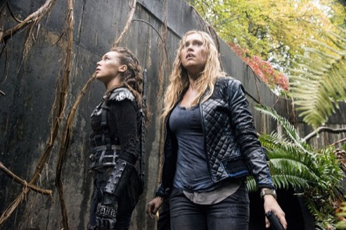 "The 100 Recap - Grounder and Sky People Training Camp: Season 2 Episode 10 ""Survival of the Fittest"""