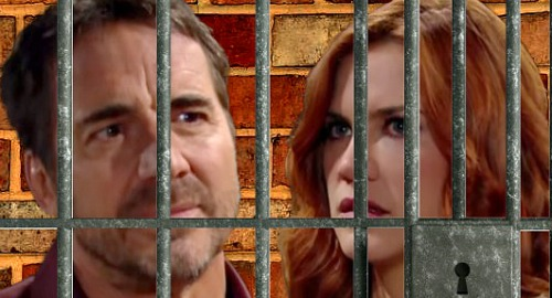 The Bold and the Beautiful Spoilers: 2 Major Characters Arrested – Ridge and Sally In Adjoining Cells?