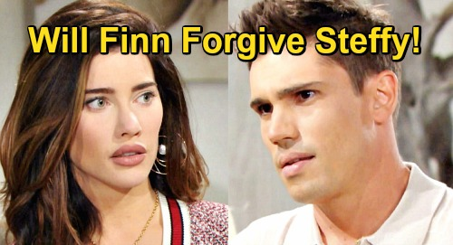 The Bold and the Beautiful Spoilers: 4 Reasons Why Finn Forgives Steffy for Cheating With Liam – 'SINN' Future Still Strong