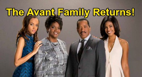 The Bold and the Beautiful Spoilers: Avant Family Return This Fall – Bradley Bell Reveals Plans for Nicole, Maya and More