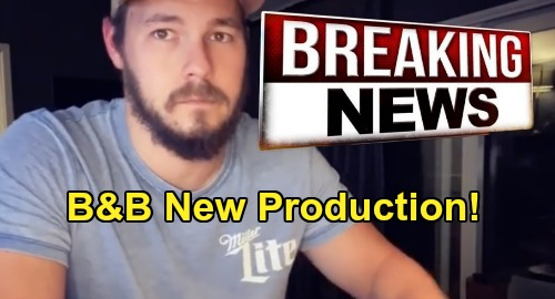 The Bold and the Beautiful Spoilers: B&B Could Resume Production June 12 – New California Film & TV Industry Guidelines Released