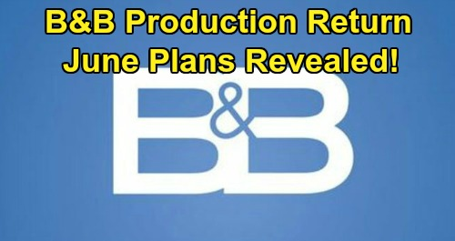 The Bold and the Beautiful Spoilers: B&B Hopes to Resume Production in June, Katherine Kelly Lang Confirms New Episodes Plan