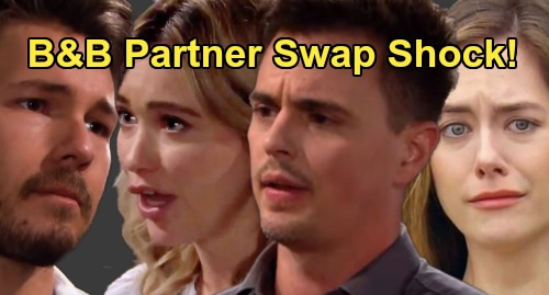 The Bold and the Beautiful Spoilers: B&B Partner Swap Shocker – Liam Ends Up with Flo, Wyatt Reunites with Hope?