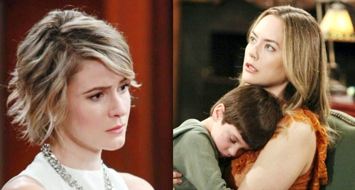 The Bold and the Beautiful Spoilers: B&B Wrong to Kill Off Caroline for 'Mommy Hope' – Did Douglas' True Mother Deserve to Raise Him?