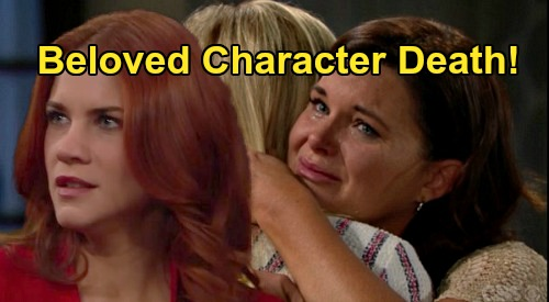 The Bold and the Beautiful Spoilers: Beloved Character Death Delayed - Still Happens When New B&B Episodes Return?