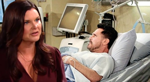 The Bold and the Beautiful Spoilers: Bill's Near-Death Experience Pulls Katie Closer – Almost Loses Life, But Gains Back Love?