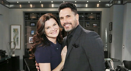 The Bold and the Beautiful Spoilers: Bill Rejects Brooke, Turns Her Away from His Bed – Proves Katie Can Trust Him?