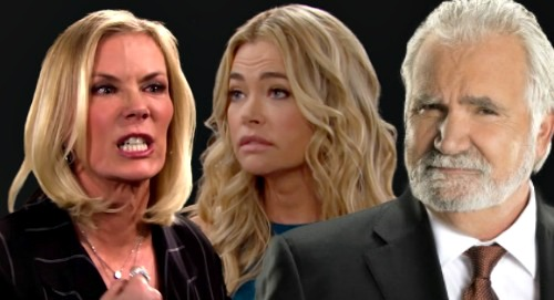 The Bold and the Beautiful Spoilers: Brooke Horrified By Eric's Infatuation With Shauna - Demands Quinn's Ex-Partner Be Dumped?