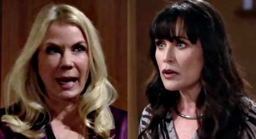 The Bold and the Beautiful Spoilers: Brooke Suspects Quinn, Discovers Shauna Marriage Scheme - Should Eric Divorce Scammer?
