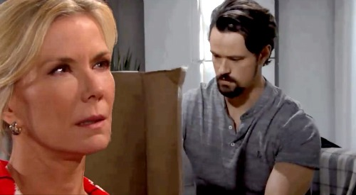 The Bold and the Beautiful Spoilers: Brooke Uncovers Horrifying Mannequin Secret – Thomas Takes Drastic Action to Keep 'Hope'?