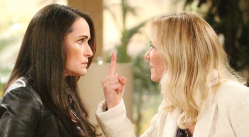 The Bold and the Beautiful Spoilers: Brooke and Quinn Both Face Divorce - Two Marriages Nearly Over