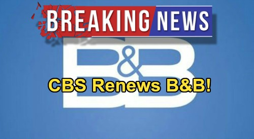 The Bold and the Beautiful Spoilers: CBS Renews B&B Through 2022 - Terrific News Update On New Episode Production
