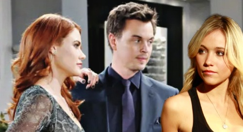 The Bold and the Beautiful Spoilers: Courtney Hope Talks Flo's Threat and Wyatt Wakeup Call – Hints at Heartache for Sally