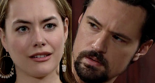 The Bold and the Beautiful Spoilers: Creepy B&B Preview – Thomas' Sinister Hope Trance – Doll Revives Dangerous Pursuit of Real Hope