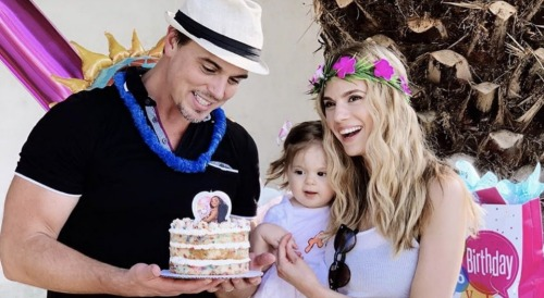 The Bold and the Beautiful Spoilers: Darin Brooks & Y&R's Kelly Kruger Amazing Milestone - Baby Girl Everleigh Turns One