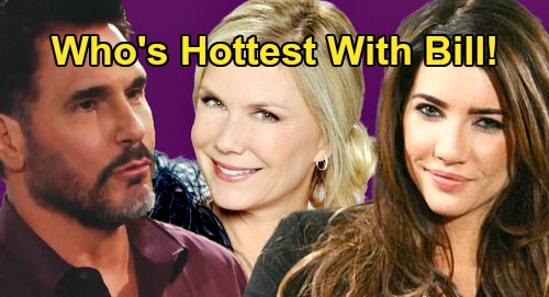 The Bold and the Beautiful Spoilers: Does Bill Have More Chemistry with Brooke or Steffy – Who Sizzles, 'Brill' or 'Still'?