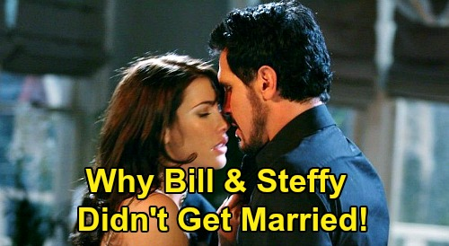 The Bold and the Beautiful Spoilers: Don Diamont Reveals Why Steffy & Bill Didn't Marry – How 'Still' Fans Missed Out on Wedding