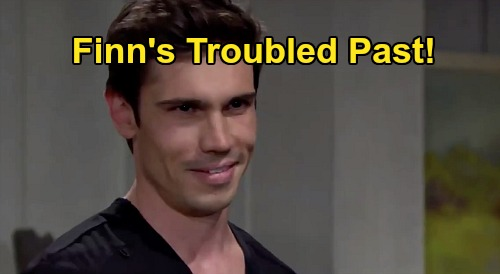 The Bold and the Beautiful Spoilers: Dr. John Finnegan's Troubled Past Revealed - Steffy & Finn Romance Faces Trouble?