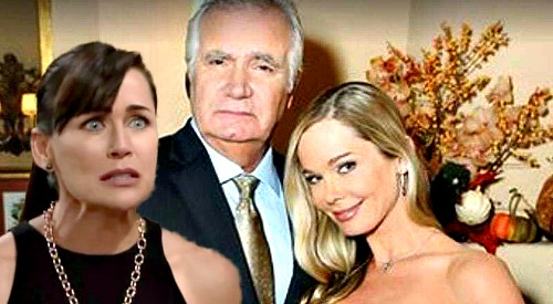 The Bold and the Beautiful Spoilers: Eric Divorces Quinn, Rebounds With Donna Logan?
