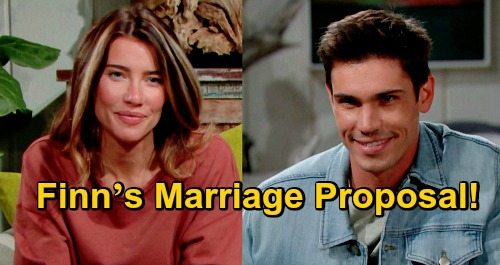 The Bold and the Beautiful Spoilers: Finn's Marriage Proposal Infuriates Liam – Steffy's Speedy 'Sinn' Engagement Bombshell?
