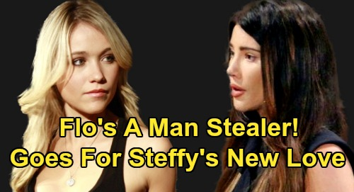 The Bold and the Beautiful Spoilers: Flo's a Man-Stealer, Steffy Needs to Watch Out – New Love Interest at Risk