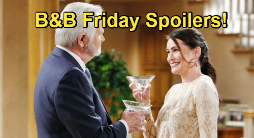 The Bold and the Beautiful Spoilers: Friday, December 11 - Steffy & Liam Clash - Quinn & Shauna's Unexpected Twist