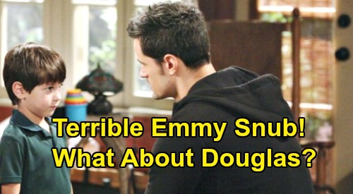The Bold and the Beautiful Spoilers: Henry Joseph Samiri Gets Fan Support After Daytime Emmy Snub – B&B's Douglas Deserved Nomination