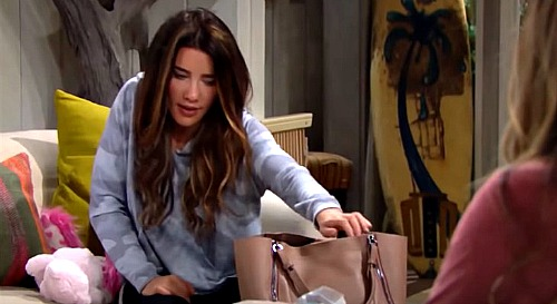 The Bold and the Beautiful Spoilers: Hope A Better Mom Than Steffy? - Addiction Has Kelly Consequences
