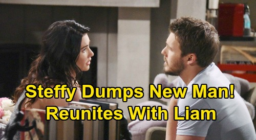 The Bold and the Beautiful Spoilers: Is Steffy Doomed to Always Reunite with Liam – Would New Lover Only Get a Broken Heart?